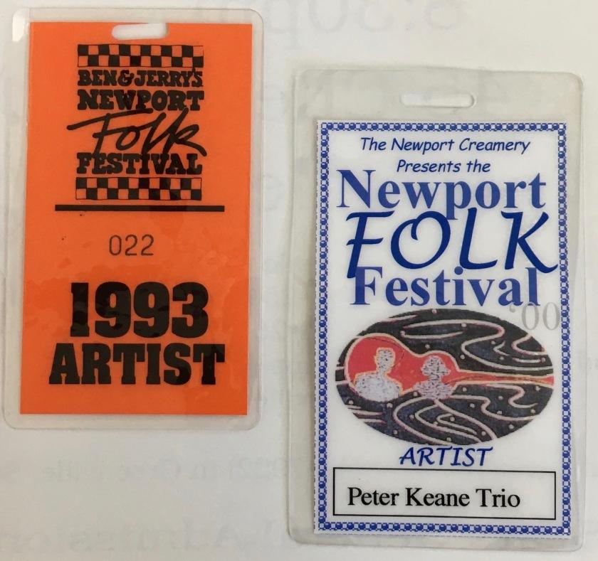 NewportFolkFestivals